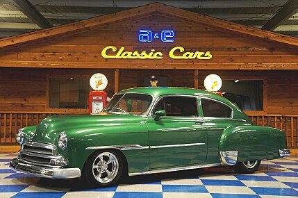 1951 Chevrolet Fleetline for sale 100868729