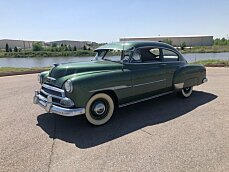 1951 Chevrolet Fleetline for sale 100986378