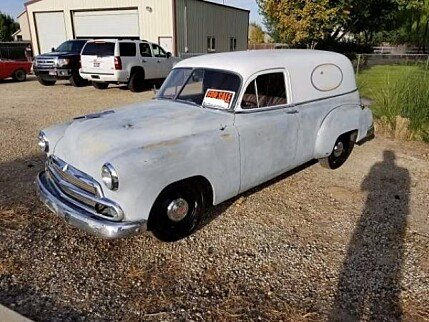 1951 Chevrolet Other Chevrolet Models for sale 100906681