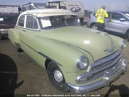 1951 Chevrolet Other Chevrolet Models for sale 101016656