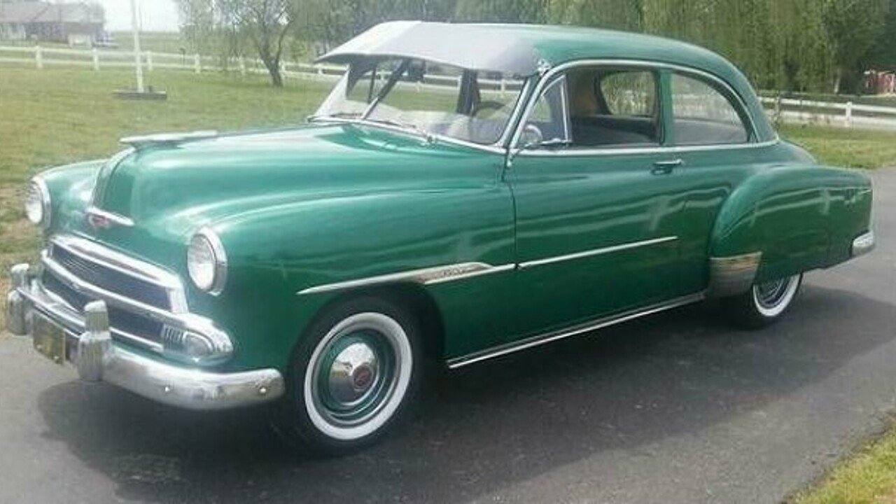 1951 Chevrolet Styleline for sale 100889264