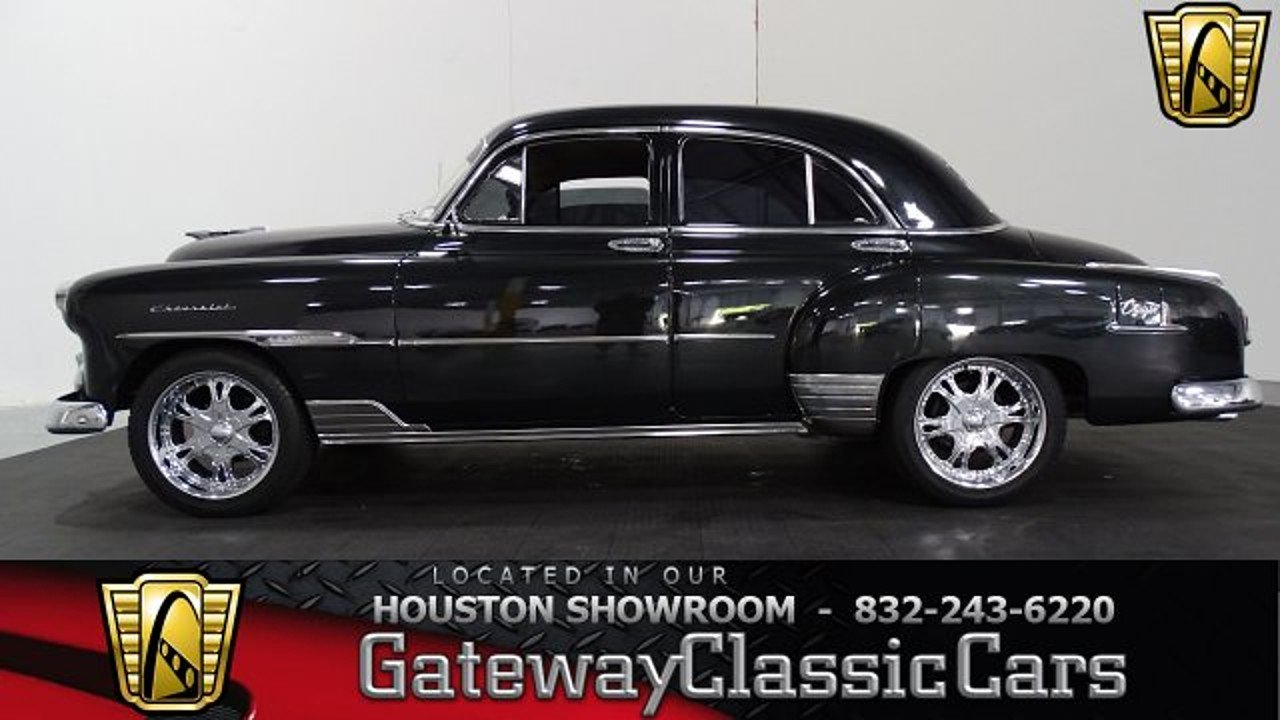 1951 Chevrolet Styleline for sale 100919948