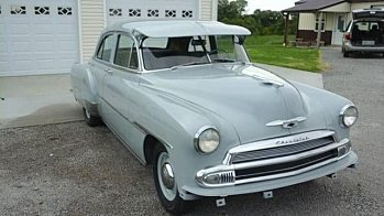 1951 Chevrolet Styleline for sale 100961657