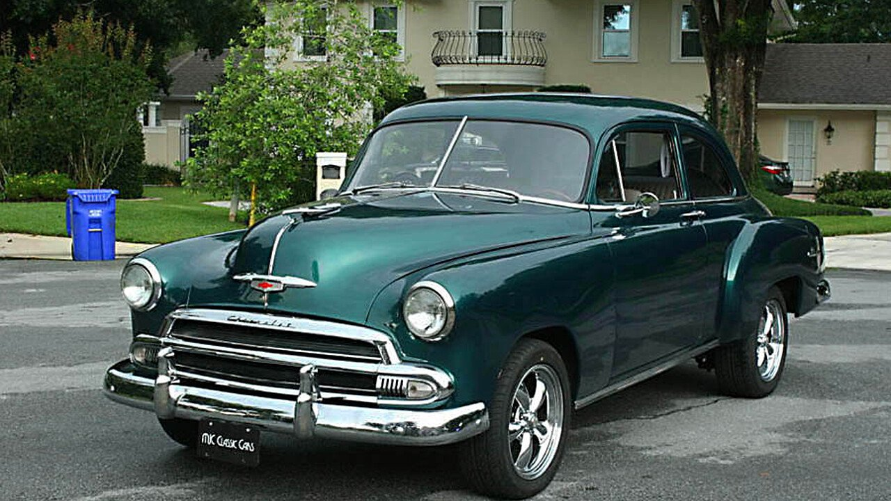 1951 Chevrolet Styleline for sale 100995625