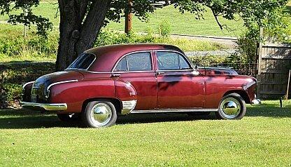 1951 Chevrolet Styleline for sale 100850324