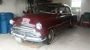 1951 Chevrolet Styleline for sale 100882242