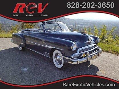 1951 Chevrolet Styleline for sale 100913347
