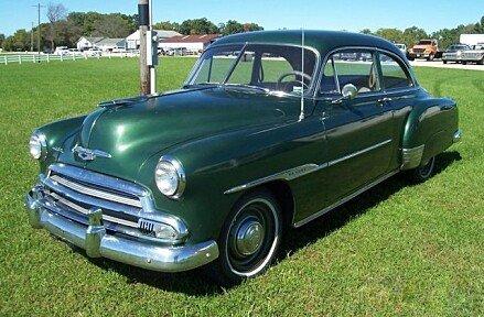 1951 Chevrolet Styleline for sale 101053705