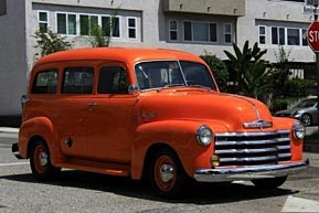 1951 Chevrolet Suburban for sale 101017025
