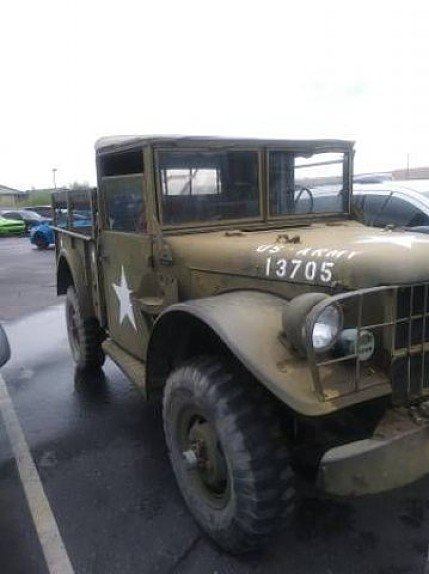 1951 Dodge M37 for sale 101008665