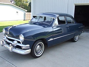 1951 Ford Crestline for sale 100806002