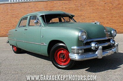 1951 Ford Custom Deluxe for sale 100909851