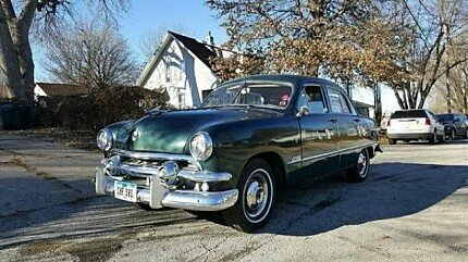 1951 Ford Custom for sale 100823872