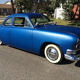 1951 Ford Custom for sale 100840007