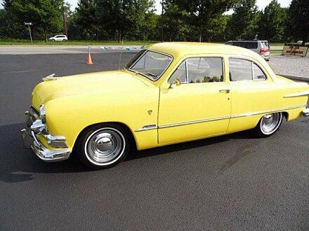 1951 Ford Custom for sale 100883537