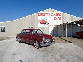 1951 Ford Custom for sale 100923973