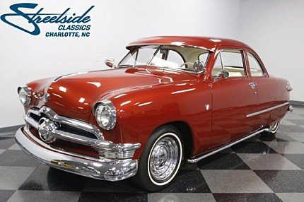 1951 Ford Custom for sale 100978201