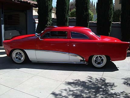 1951 Ford Custom for sale 101032192