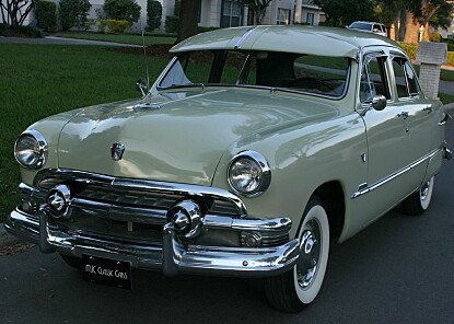 1951 Ford Deluxe for sale 100880888