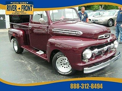 1951 Ford F1 for sale 100737169