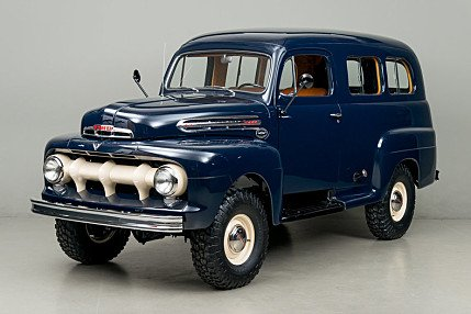 1951 Ford F1 for sale 100750412