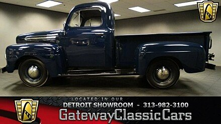 1951 Ford F1 for sale 100771999
