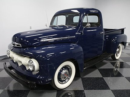 1951 Ford F1 for sale 100794478