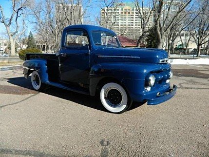 1951 Ford F1 for sale 100804381