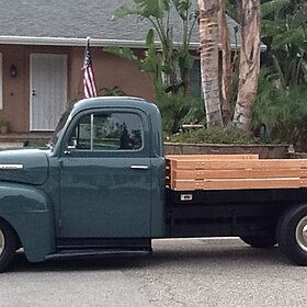 1951 Ford F1 for sale 100814967