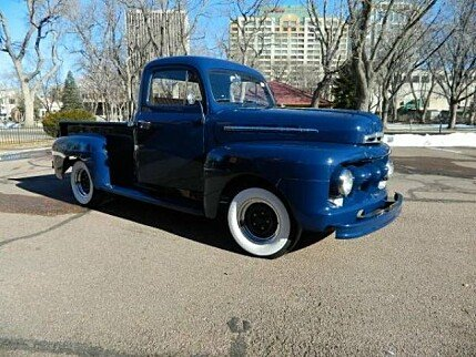 1951 Ford F1 for sale 100824011