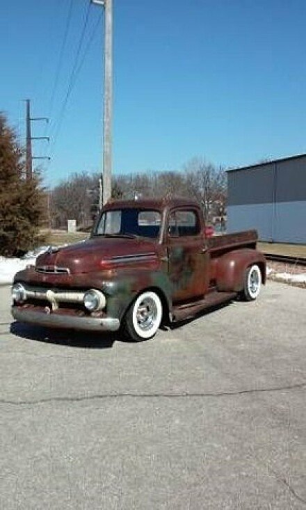 1951 Ford F1 for sale 100832975