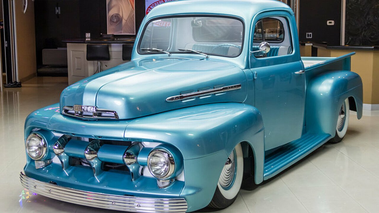 1951 Ford F1 Classics for Sale - Classics on Autotrader