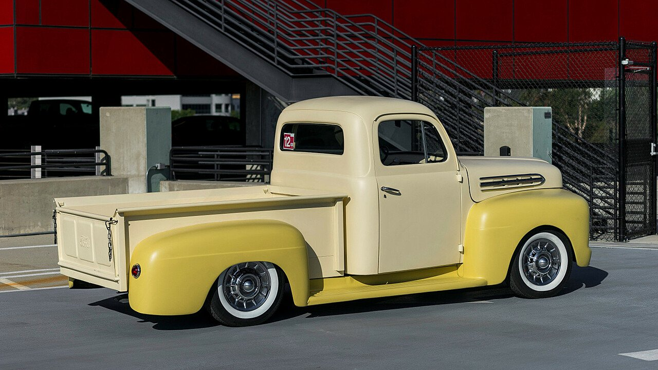 1951 Ford F1 for sale near Los Angeles, California 90068 ...