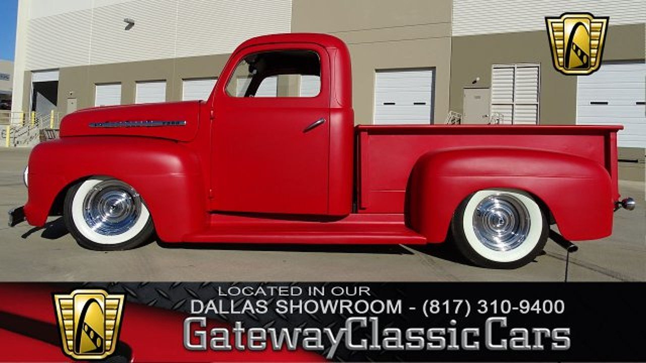 1951 Ford F1 for sale near O Fallon, Illinois 62269 - Classics on ...