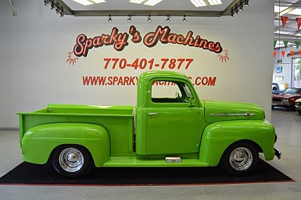 1951 Ford F1 for sale 100882791