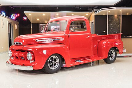 1951 Ford F1 for sale 100848422