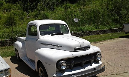 1951 Ford F1 for sale 100873796
