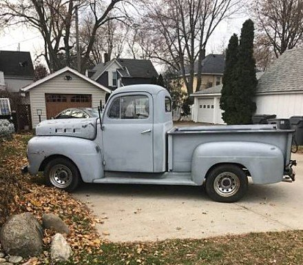 1951 Ford F1 for sale 100942905