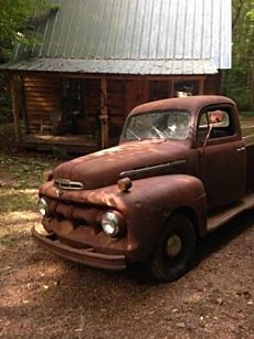 1951 Ford F1 for sale 101029474