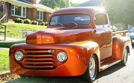 1951 Ford F1 for sale 101032807