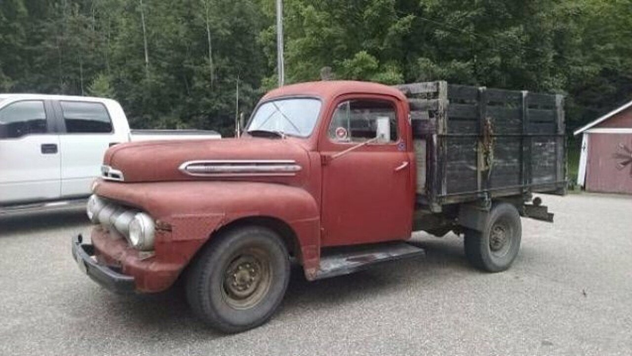 1951 Ford F2 for sale near Cadillac, Michigan 49601 - Classics on ...
