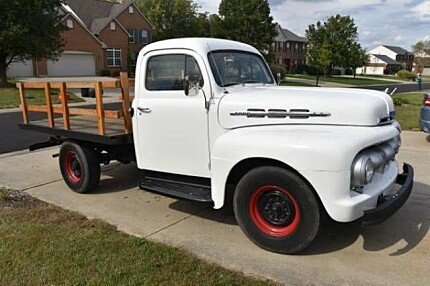 1951 Ford F2 for sale 100855395