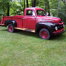 1951 Ford F3 for sale 100877314