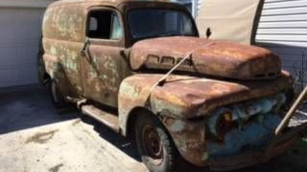 1951 Ford Other Ford Models for sale 100856868
