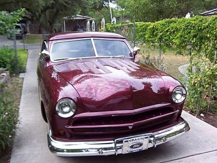 1951 Ford Other Ford Models for sale 100926698