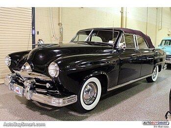 1951 Frazer Manhattan for sale 100721234