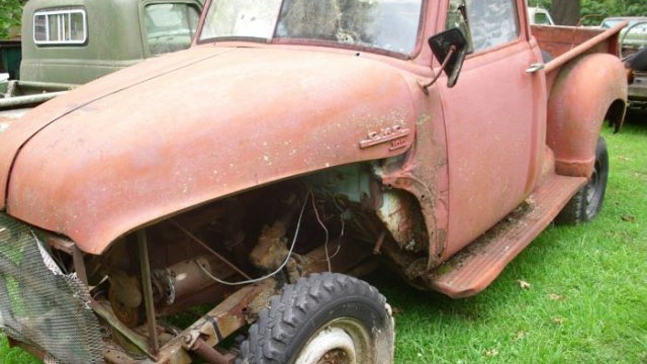 1951 GMC Pickup for sale 100894507