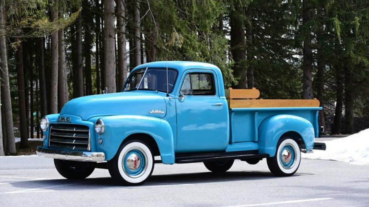 1951 GMC Pickup For Sale 101042364
