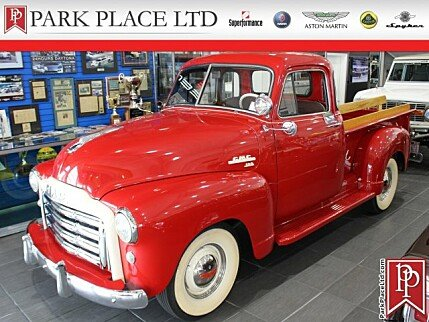 1951 GMC Pickup for sale 101017553
