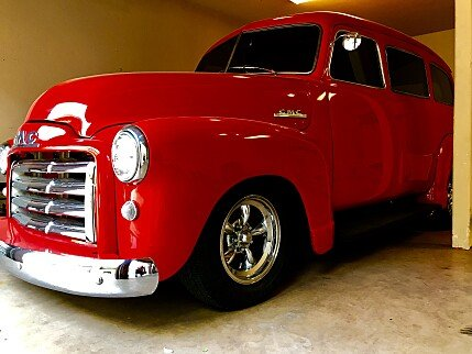 1951 GMC Suburban 2WD for sale 100976362